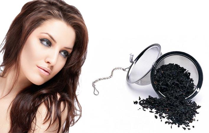 Маска для волос с черным чаем рецепты