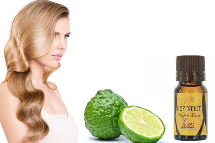 Маска для волос с маслом бергамота рецепты свойства