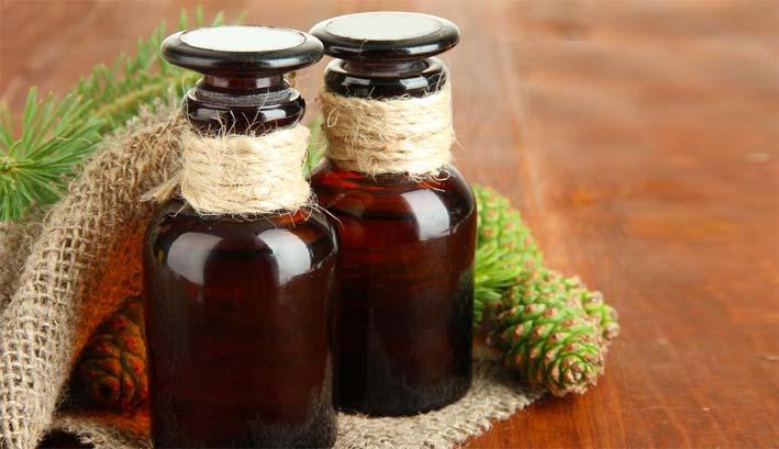 Маски пихтовым маслом для роста от выпадения волос