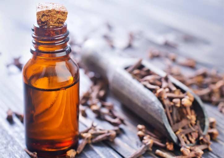 масло гвоздики волос применение в шампунь