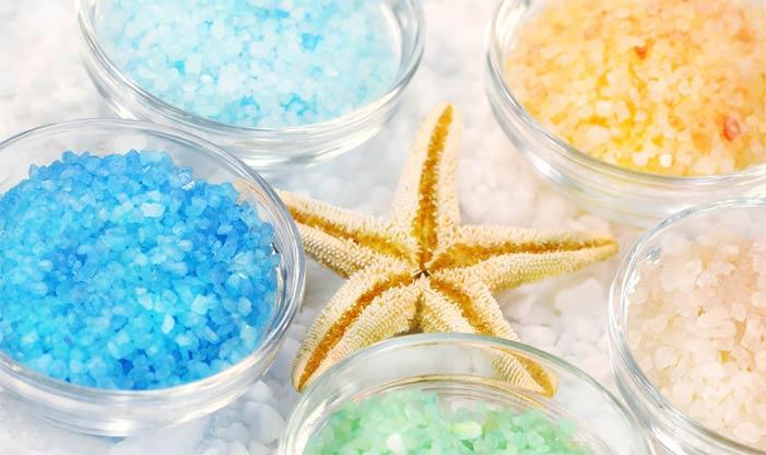 морская соль для волос применение польза рецепты