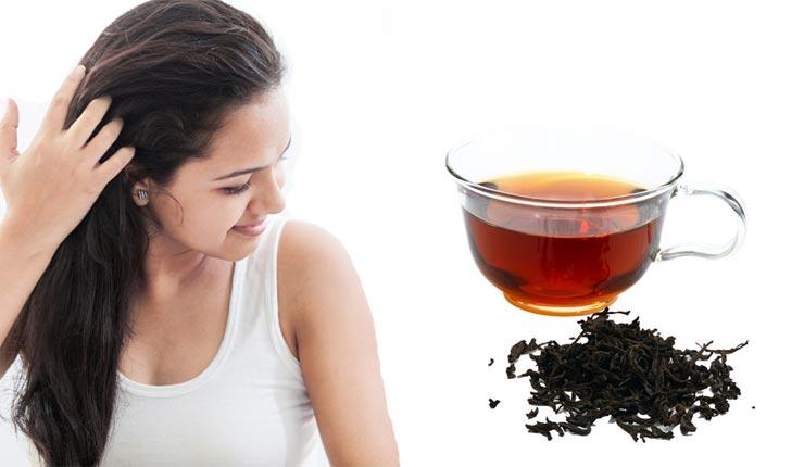Окрашивание волос черным чаем отзывы