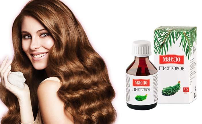 Пихтовое масло для волос в шампунь применение