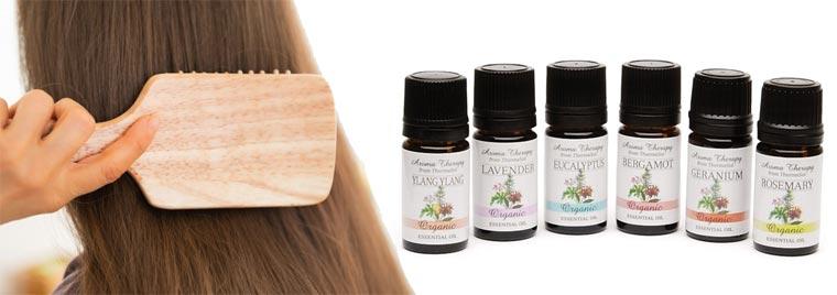 Аромарасчесывание для роста волос какие масла