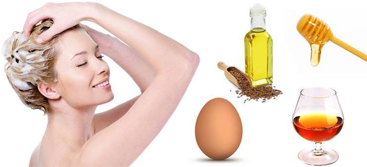 маски для увлажнения и питания волос в домашних условиях отзывы