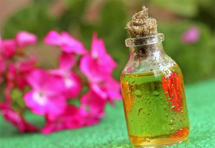 Маска для волос с маслом герани от вшей рецепты