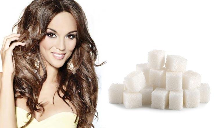 Маска для волос с сахаром рецепты для роста отзывы