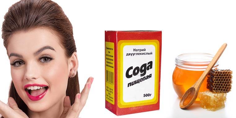 маска из соды для волос для смывки краски отзывы рецепты