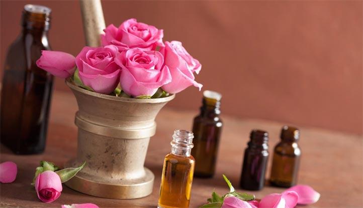 масло дамасской розы применение в косметологии