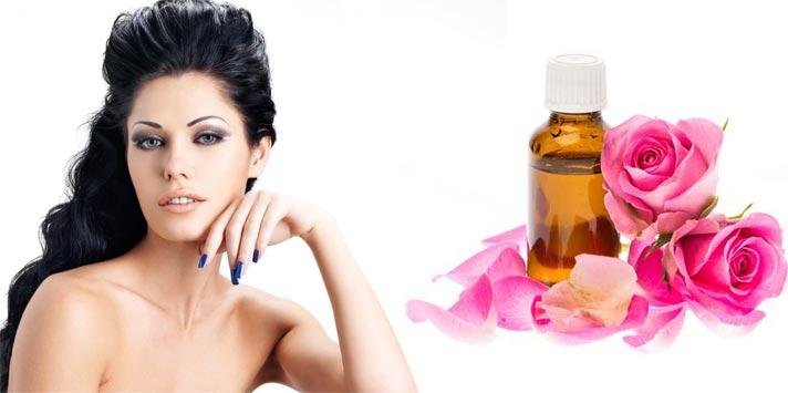 масло розы для волос применение рецепты