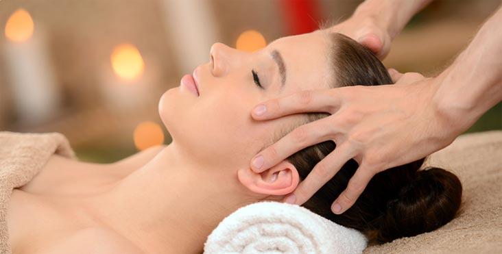 массаж головы для роста волос техника