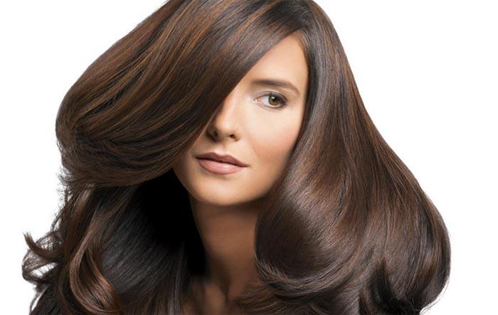 увлажнить волосы народные средства