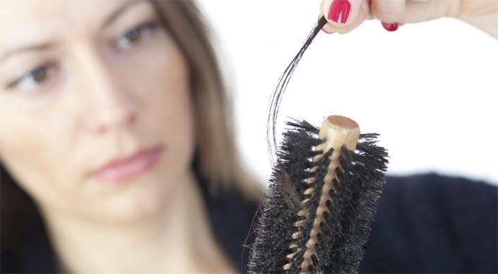выпадение волос в сутки норма
