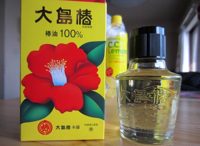 масло камелии применение для волос свойства