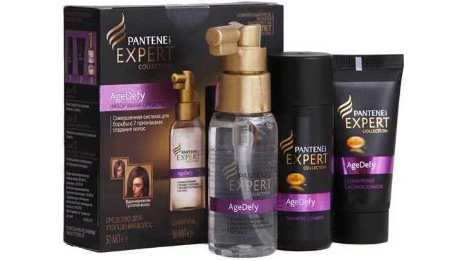 Age defy expert collection от pantene pro-v отзывы