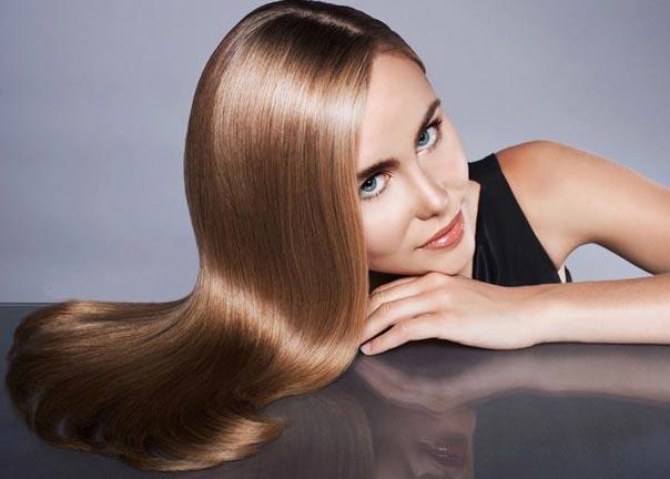 Гладкость и блеск волос в домашних условиях