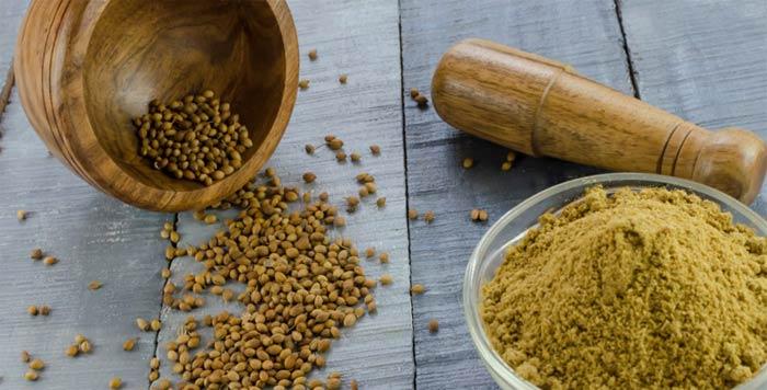 Применение кориандра для волос молотый семена