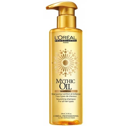 Loreal professionnel mythic oil использование