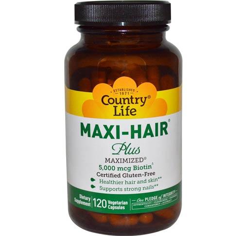 Макси хаир витамины для роста волос
