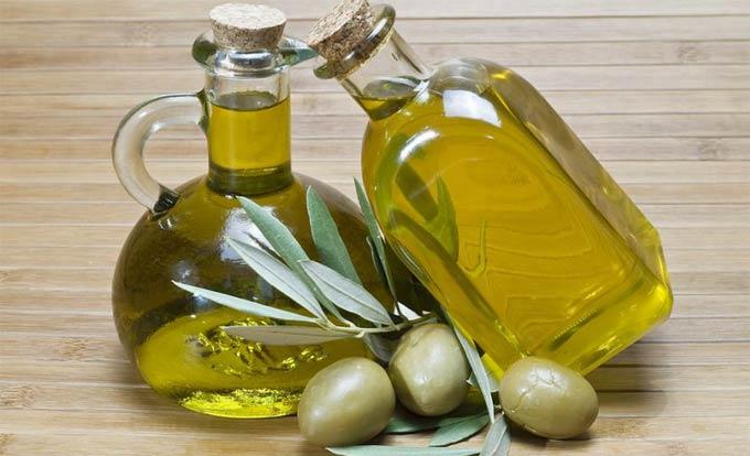 Маска с оливковым маслом для жирных волос рецепт