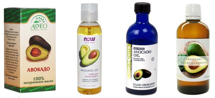 Масло авокадо свойства и применение в косметологии