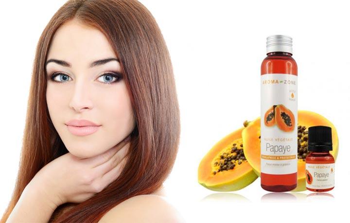 Масло папайи для волос отзывы свойства