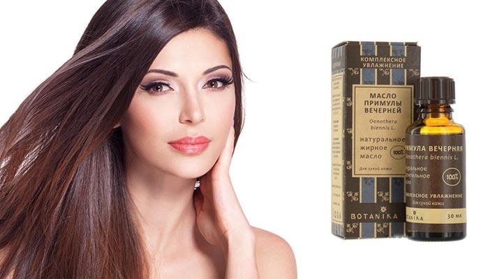 Масло примулы вечерней для волос польза и вред