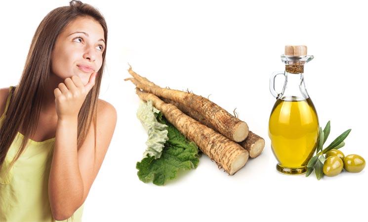 Приготовить домашнее репейное масло рецепт полезные свойства