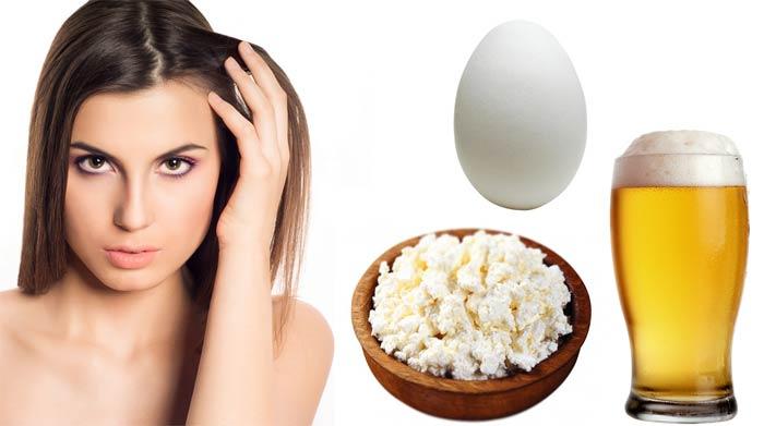 Маска для восстановление поврежденных волос в домашних условиях