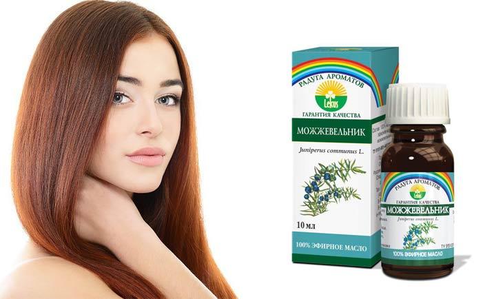 Эфирное масло можжевельника ополаскивание волос