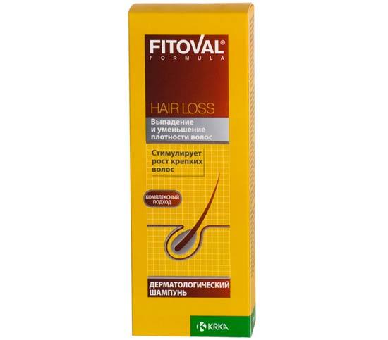 Фитовал шампунь стимулирует рост крепких волос