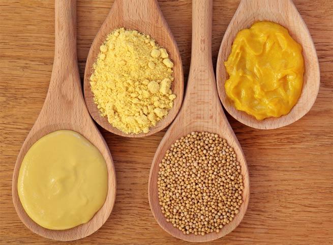 Способы применения горчицы для волос польза и вред