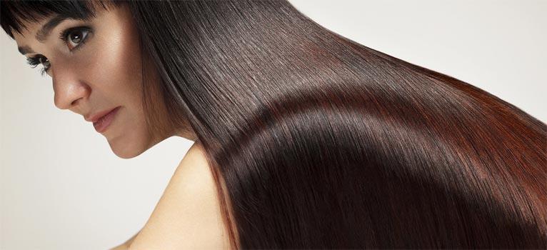 Маска для блеска волос в домашних условиях