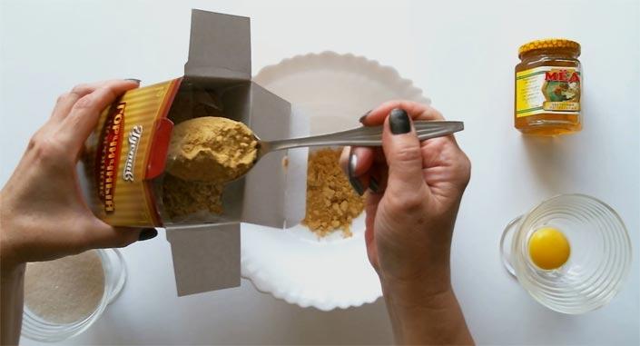 Маска для волос с горчицей медом сахаром желток