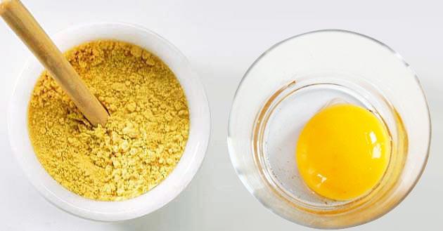 Маска для волос горчица и яйцо рецепты