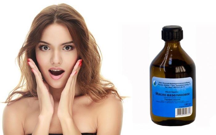 Маски для волос с вазелиновым маслом в домашних условиях