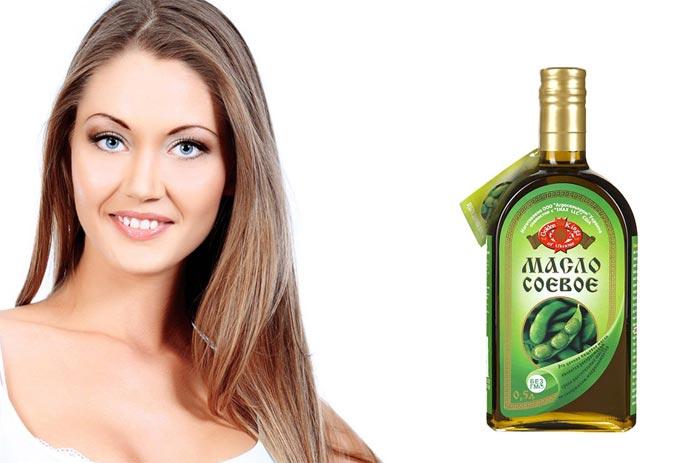 Масло сои для волос применение свойства