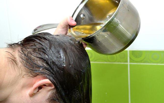 Ополаскивание волос отваром календулы отзывы