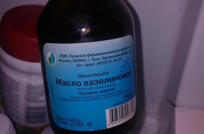 Применение вазелинового масла для волос свойства купить цена