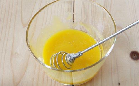 Яичный шампунь для волос в домашних условиях