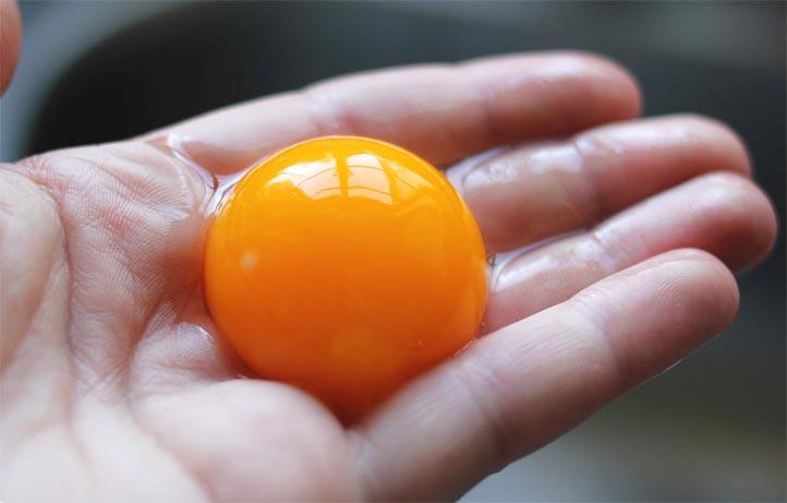 яичный желток для волос как использовать польза