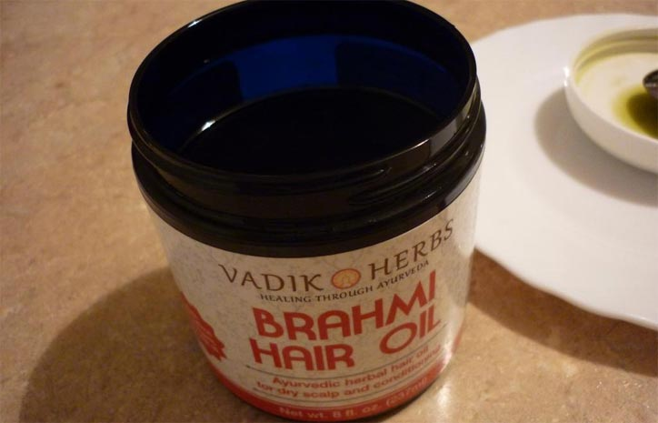 Brahmi hair oil масло