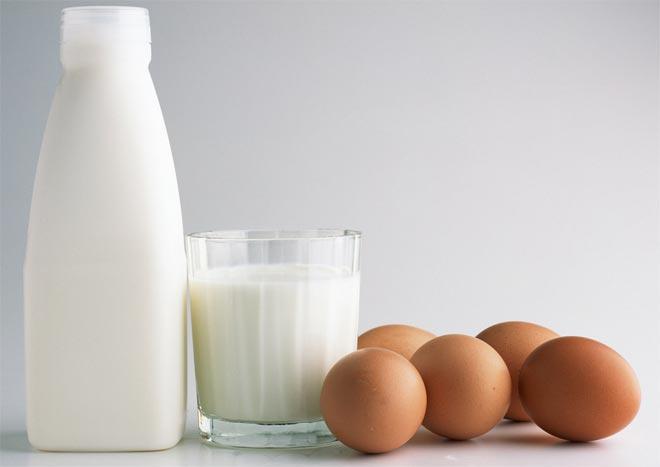 маска для волос кефир и яйцо репейное масло в домашних условиях