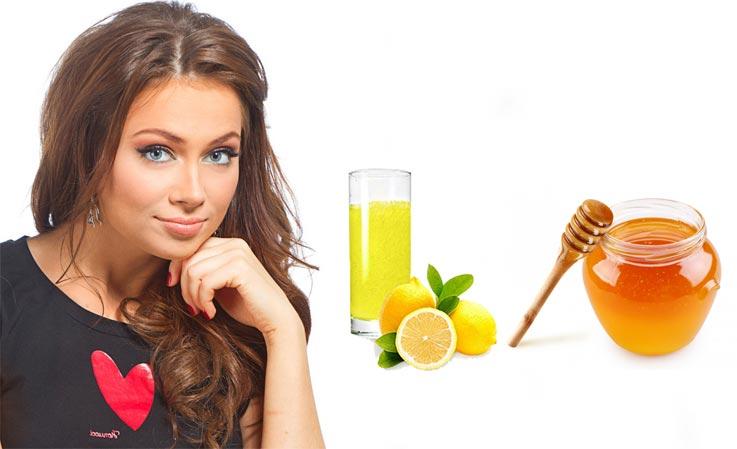 маска против выпадения волос с медом и лимоном в домашних условиях
