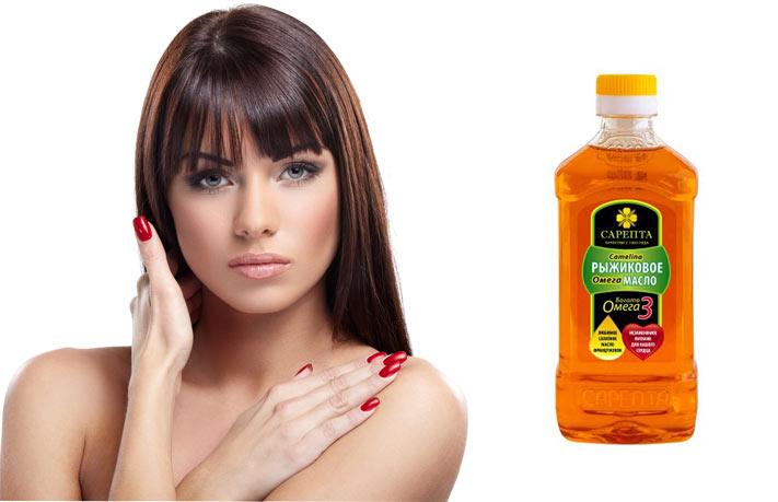 масло рыжика для волос маски отзывы