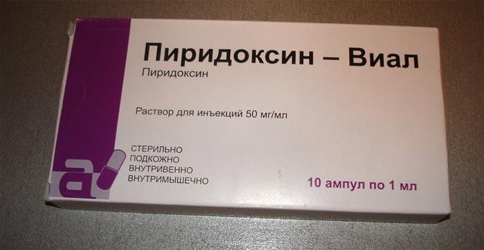 Пиридоксин для волос полезные свойства