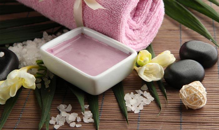 розовая глина применение в косметологии для волос