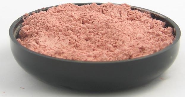 розовая глина состав