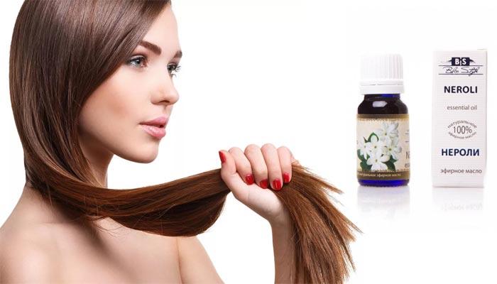 масло нероли для волос применение маски