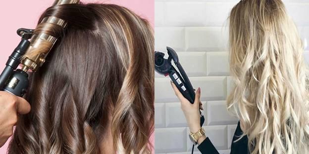 Как накрутить волосы утюжком - разные виды